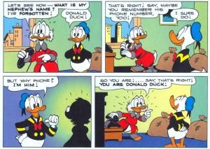 Donald a Držgroš