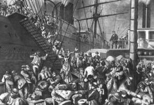 Európski emigranti