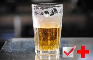 Pivko je zdravé