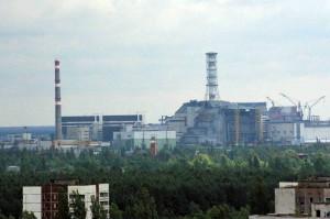 Zakázaná zóna Černobyľ