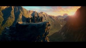 Na konci jednotky Hobita