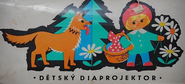 Detský projektor Diax 3