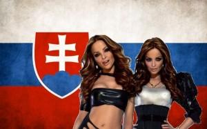Dvojičky Nízlové, reprezentácia Slovenska