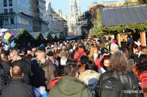 Viedenské vianočné trhy