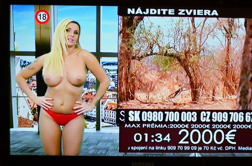 Slovak Sport 3: Erotický kvíz