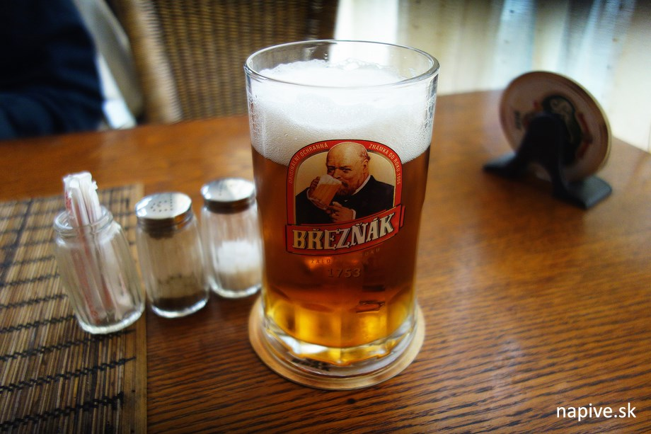 Pivovar Vyškov - Březňák