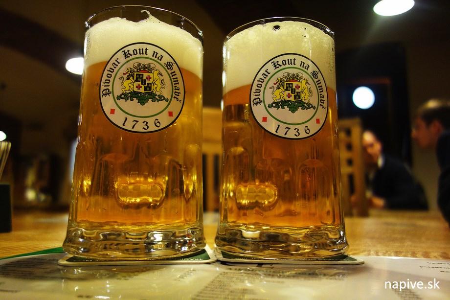 Kout - Pivní Opice