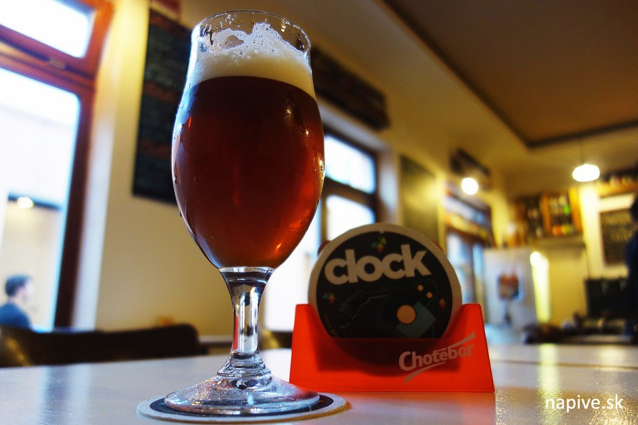 Twist Clock Red IPA