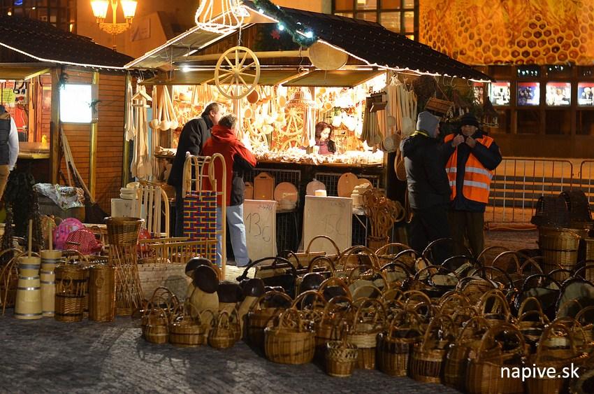 Vianočné trhy Nitra