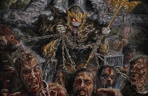 Iced Eearth - Plagues of Babylon