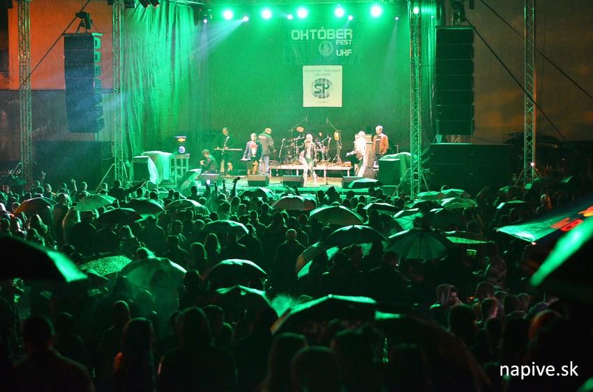 Októberfest, amfiteáter, Nitra